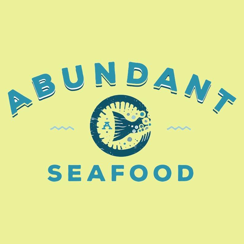 abundant seafood logo