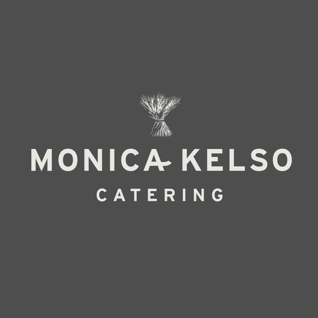 monica kelso catering logo